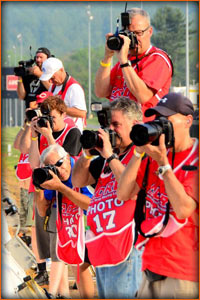ADRL Drag Racing Photographers by Roger Richards