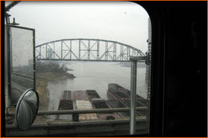 And the Mighty Mississippi keeps a rollin along, all the way to New Orleans.