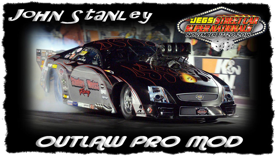 Caddy Pro Mod Heads To Las Vegas Street Car Supernationals