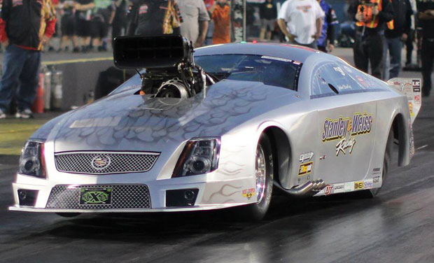 Stanley & Weiss Wheels up� and up� and up!!! Cadillac CTSV Pro Mod