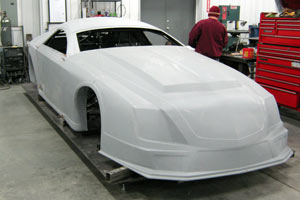 Is this PDRA Cadillac CTS-V Pro Mod going to be Bad-Azz or what?