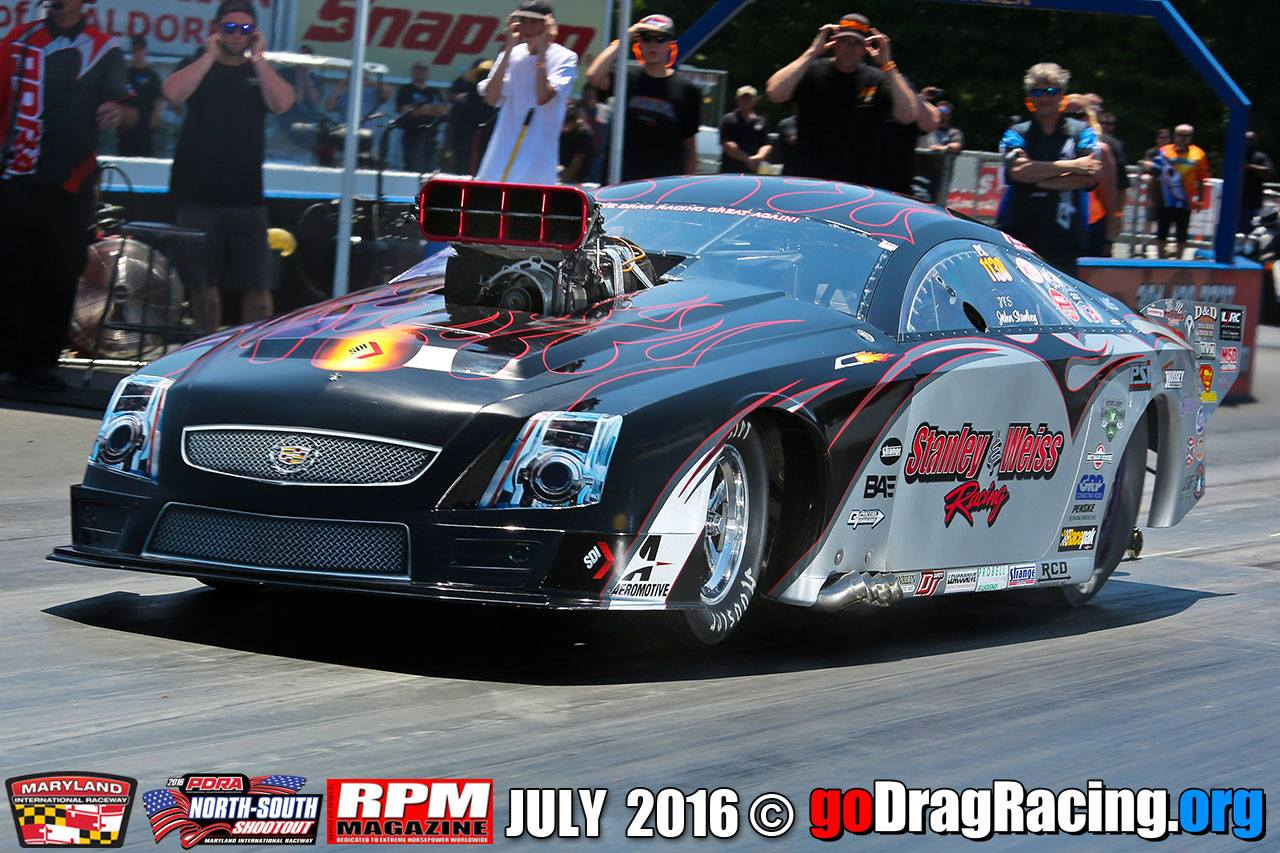 Stanley & Weiss Racing Cadillac CTSV Pro Extreme Pro Mod PDRA Maryland