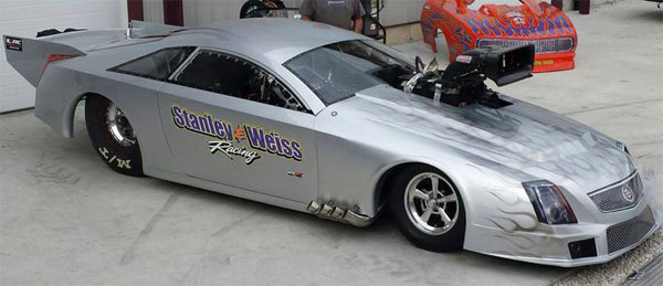 Meet The New Stanley & Weiss Racing PDRA Pro Extreme Cadillac CTSV Pro Mod