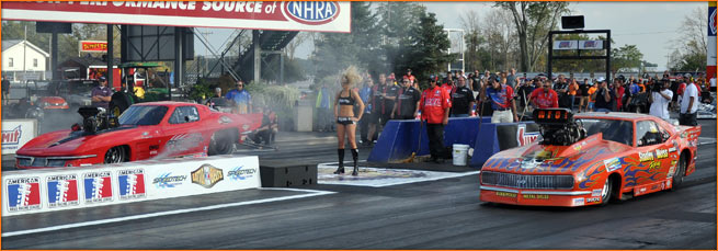 The Ultimate In ADRL Pro Extreme Drag Racing