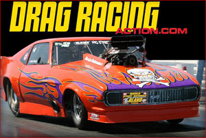 Drag Racing Action Magazine