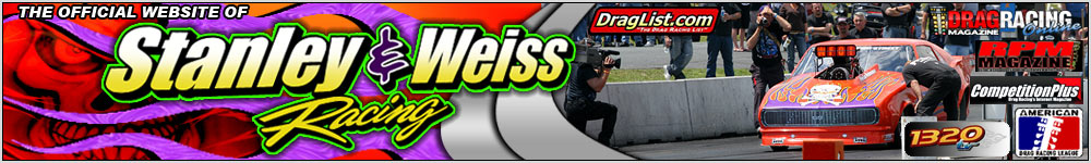 Stanley and Weiss Racing ADRL Pro Modified Outlaw Camaro News, Updates and Press