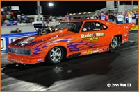 John Fore III Captures The Stanley And Weiss Racing Pro Mod Last Year At SGMP In This Pro Mod Photo