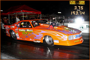 John Stanley blasts to a 3.75 at The 2012 Yellow Bullet Nationals